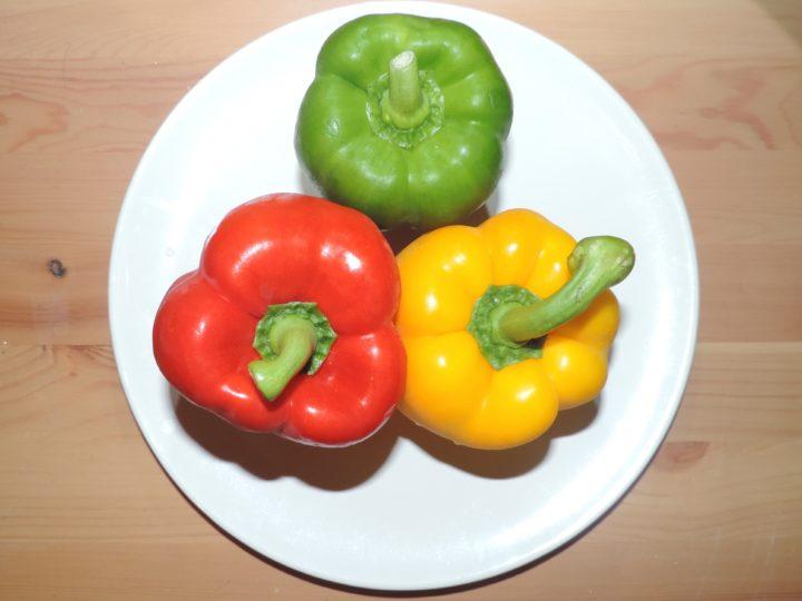 Ingrédient du mois : Le poivron