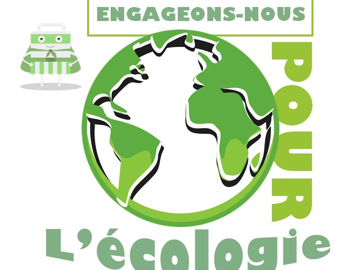 Engageons-nous pour l'écologie