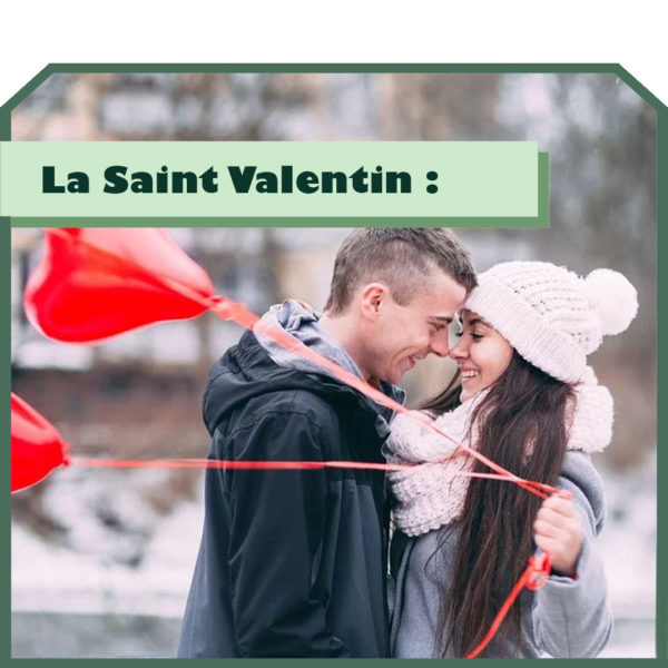 saint valentin amour cadeau