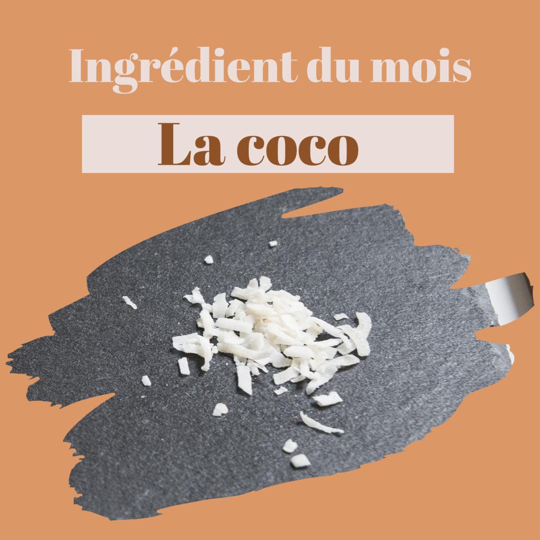 noix de coco ingrédient bienfaits